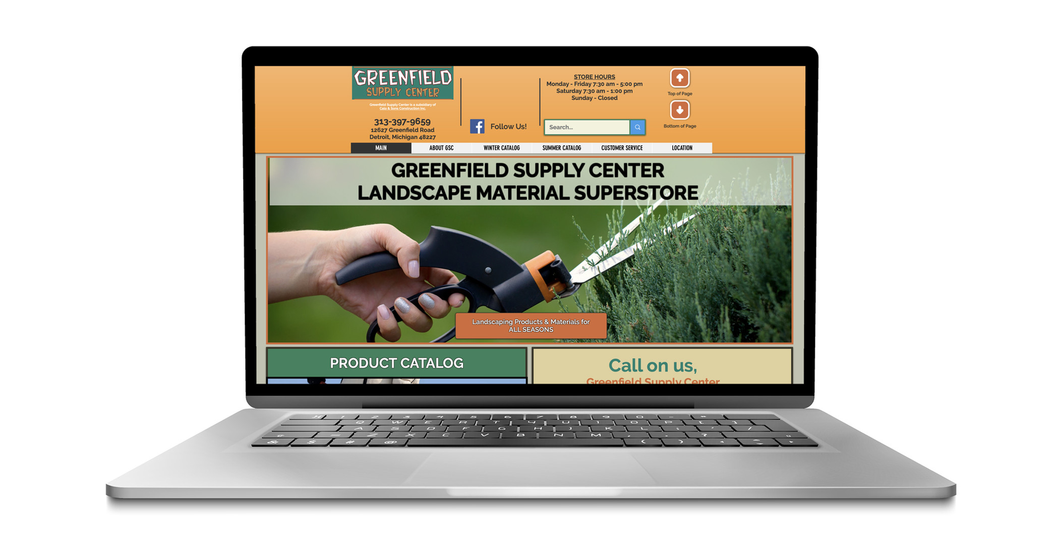 Greenfield Supply Center