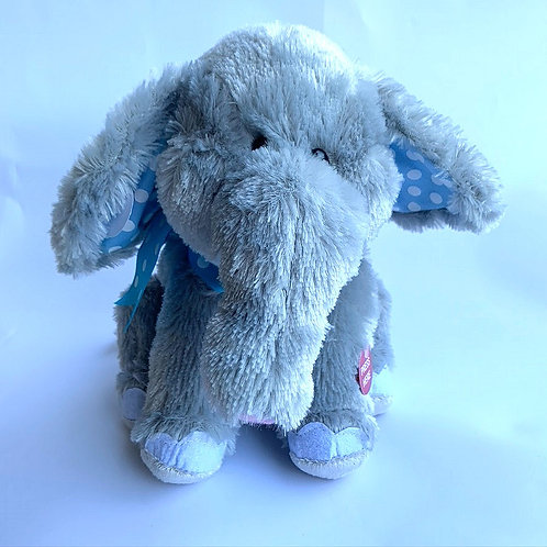 Elliot the Elephant Animated Stuffed Animal Plush