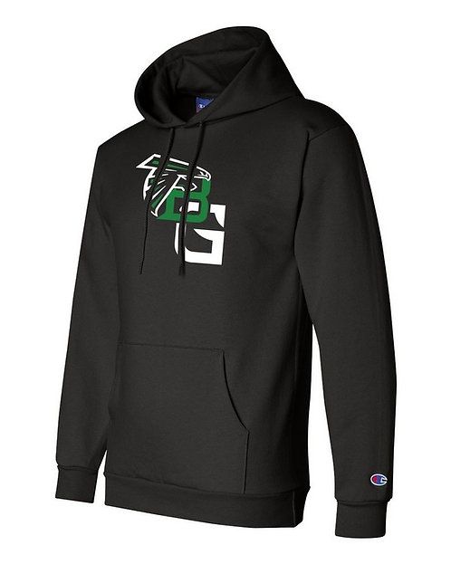 Champion Eco® Hooded Pullover Sweatshirt