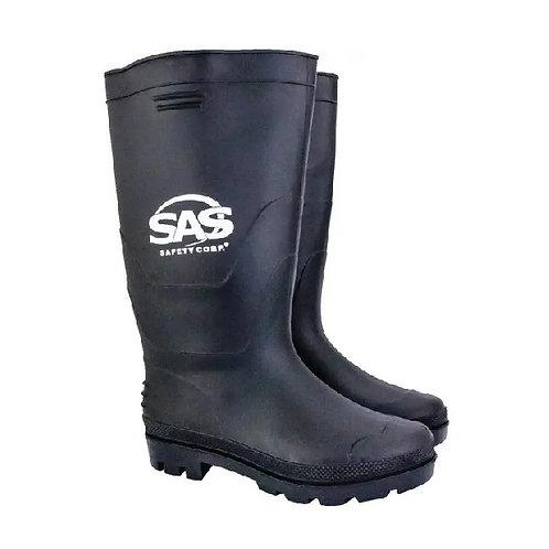 """PVC Boots 15"""" Size 13"""