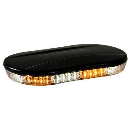 Mini Oval Amber/Clear LED Light Bar