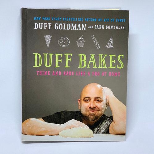 Duff Bakes Cookbook
