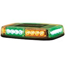 8891049 mini amber green 11 inch light b