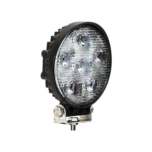 "Round 4.5"" Wide LED Flood Light"