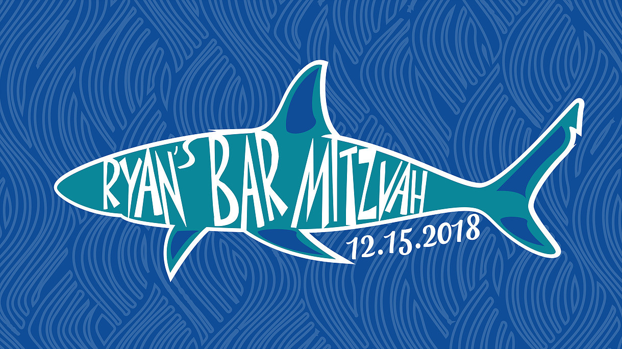 Bar / Bat Mitzvah logo