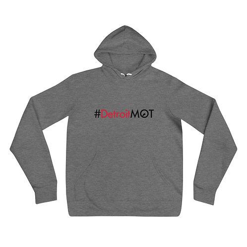 DetroitMOT Unisex hoodie