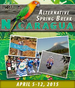 1148 Temple Teens Nicaragra Trip (April 2015) Email