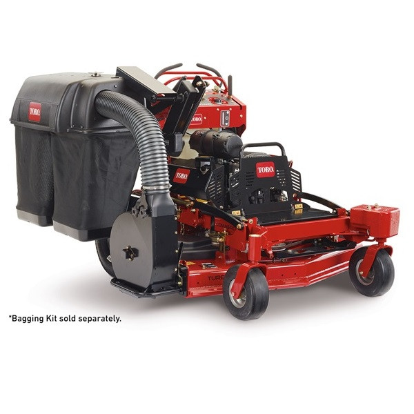 Toro Multiforce with Bagger Attachment