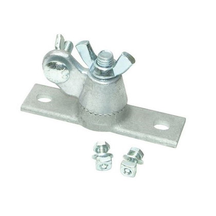 Bracket Two-Hole All-Angle and Hardware for T-Slot Darby