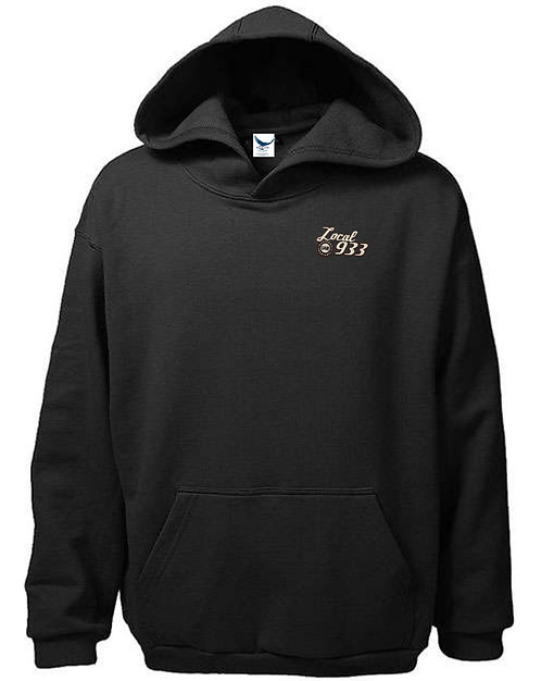 UAW Hooded Sweatshirts
