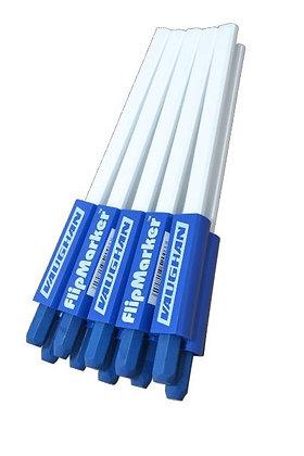 Flip Marker Blue