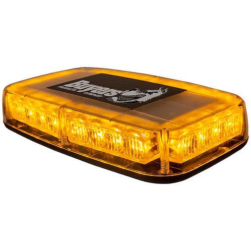 Mini Amber 12-24 VDC LED Light Bar
