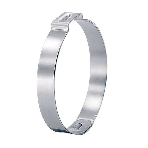 Stainless Steel Clamps Crimp Style