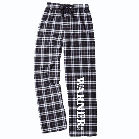 Boxercraft Black Flannel Pants With Pockets