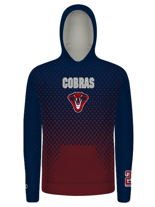 Freestyle Sublimation Fleece Hoodie (Adult and Youth Sizes)