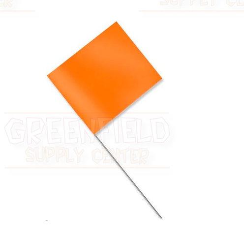 Marking Flag Flourescent Orange