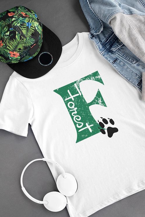 Forest Super Soft T-shirt Design2