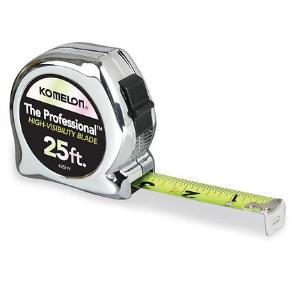 "Tape Measure 25' x 1"""