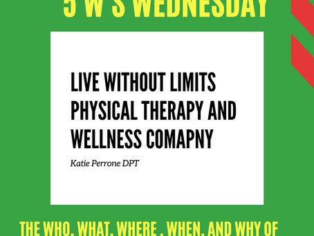 5 W's Wednesday! A look at local business!