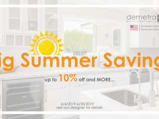 Start Summer Right With Our June Sale!