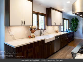 Care and Cleaning for Kitchen Cabinets