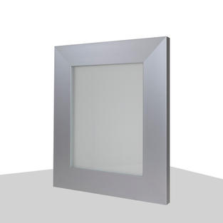 2505[Anodized]-Frosted Glass