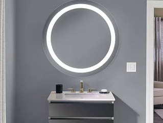 What's New? Vanity Lighted Mirrors