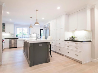The Basics behind European-Style Cabinets