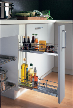 Base Pull-Out 2-Tier 45°90°