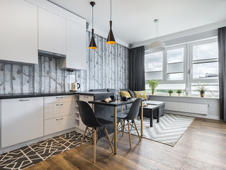 Appliance Solutions: Limited Space Shouldn't Mean Limited Design Options