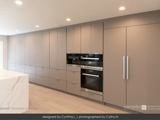Why Should You Put Frameless Cabinets In Your Kitchen?