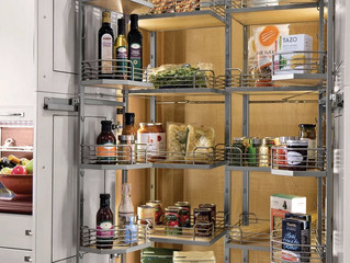 Complement Your Cabinetry With Our Storage Solutions