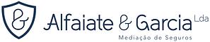 Logo Alfaiate & Garcia, empresa, agência de seguros, mediador de seguros, seguradora.