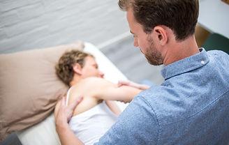 Manueel therapie - Van Rijnsoever Fysiot