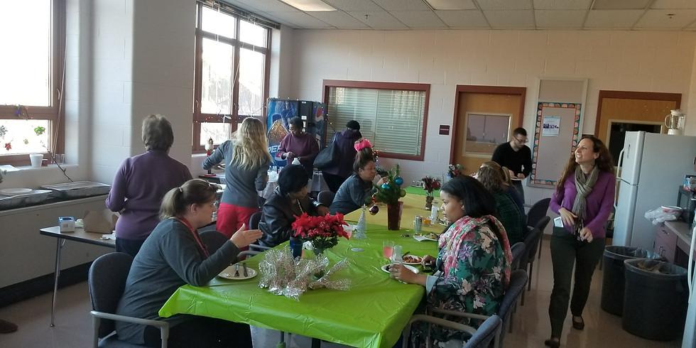 Spring Staff Appreciation Luncheon