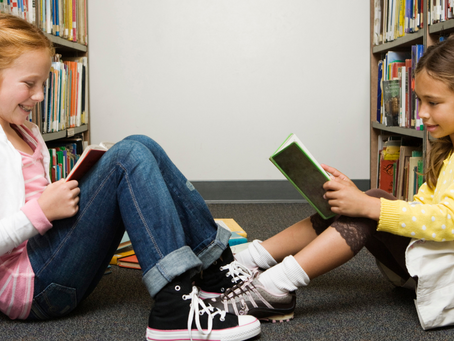 Read-A-Thon Underway Through May 31