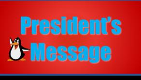 President's Message | Dec 9