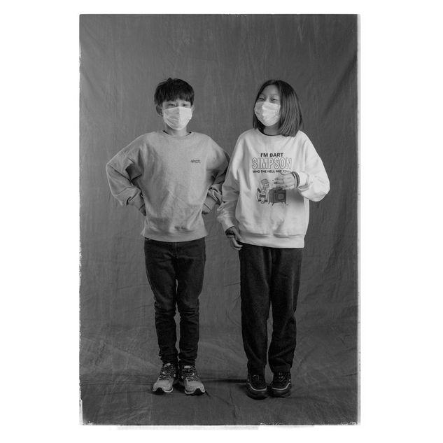 일산사진관 | 제이슨사진관 | 남매컷