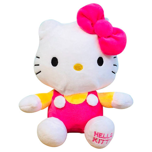 Peluche Hello Kitty Muñeca Gata Figura De Ficción