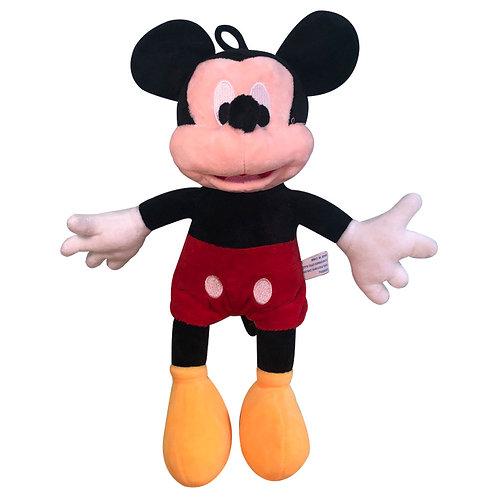 Peluche Mickey Mouse De Ficción Muñeco Juguete Disney