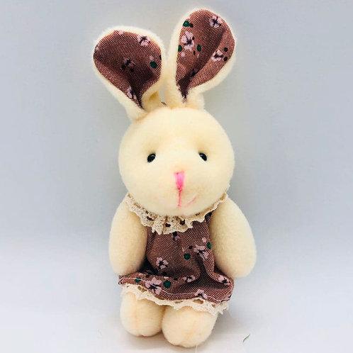 Coneja Peluche Conejo Rabbit Beige