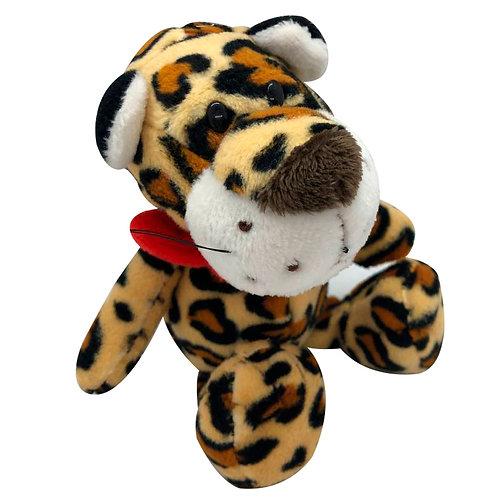 Peluche Tigre Tiger Con Bufanda Juguete Para Coche De Bebé