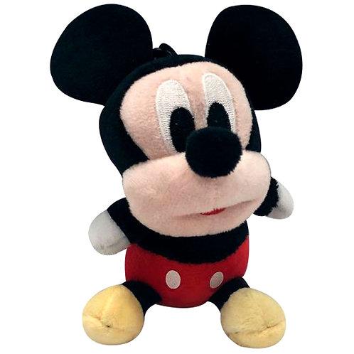 Peluche Mickey Mouse Ratón Hipoalergénico De Felpa Y Algodón