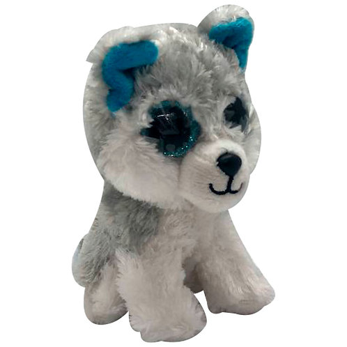 Peluche Husky Siberiano Perro Lobo