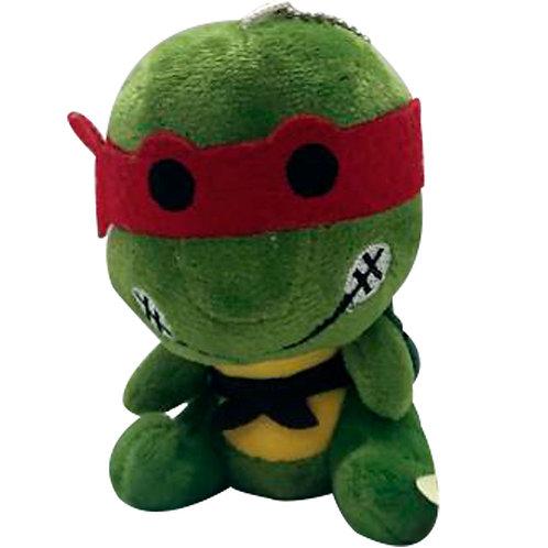 Peluche Tortugas Ninja Turtle Raphael