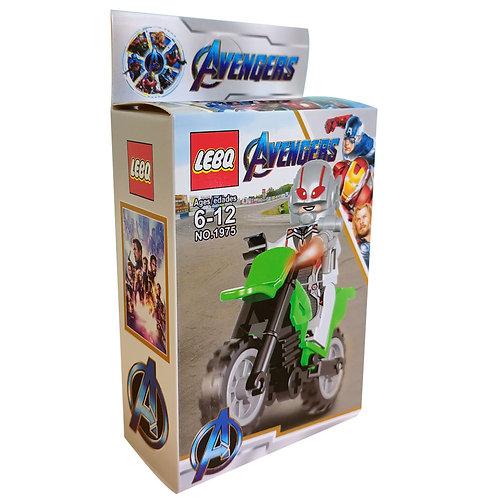 Lego Figura Motorizado Marvel Avengers Classic 1975