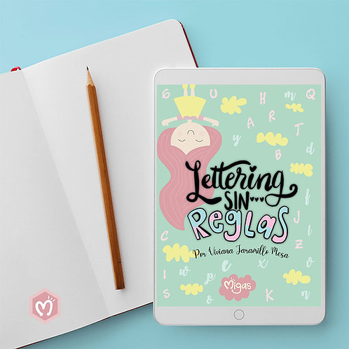 Lettering sin Reglas