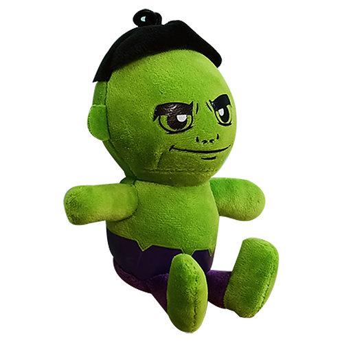 Peluche Hulk Avengers Los Vengadores De Traje Rojo Marvel