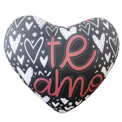 Cojín Corazón Te Amo
