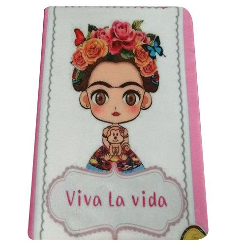Cuaderno Viva la vida